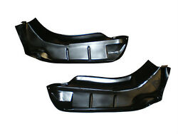 1968 Chevelle Trunk Drop Off Panels Trunk To Quarter Panel 1 Pair