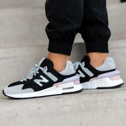 New Balance Gray / Black Womens Shoes Sneakers 2020