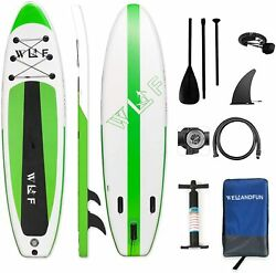 Air Inflatable Gymnastics Mat 10ft 13ft 16ft 20ft 4 8 Tumbling Gym Track Pump