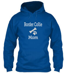 Teespring Limited Edition Border Collie Mom Classic Pullover Hoodie