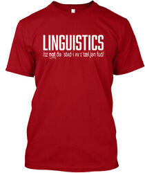 Teespring Shirts On Fire Linguistics Is Not Classic Tee