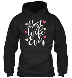 Teespring Best Wife Ever Cute Wife Apparel Classic Pullover Hoodie