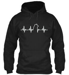Teespring Limited Edition - Border Collie Heart Classic Pullover Hoodie