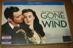 Gone With The Wind Blu-ray Disc 201475th Anniversary Includes Booknewsealed