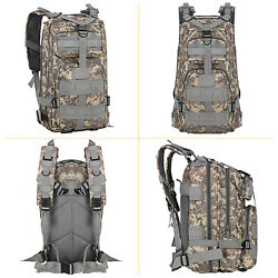30L Military Molle Camping Backpack Tactical Camping Hiking Travel Bag Outdoor $17.99