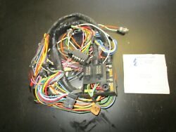 1967 Corvette Main Dash Wiring Harness Set With Fuse Box New 427 327