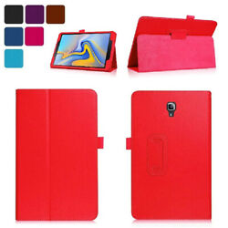 Smart Leather Soft For Samsung GALAXY Tab 4 7.0quot; 8.0quot; 10.1quot; Bumper Durable Cover $7.99