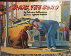 First Edition Made In Hong Kong Maxi, The Hero Hardcover 1991 Vintage And Pristine