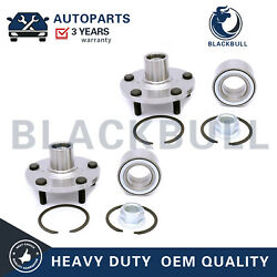 For 2002-2006 Nissan Altima V6 3.5l 518516 Pair Front Wheel Bearing Hub Assembly