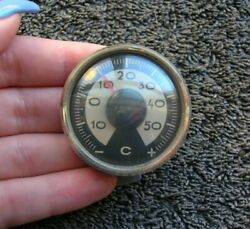 Perohaus Ghe Accessory Magnet Dash Thermometer Porsche 356 911 Vw Mercedes Mb