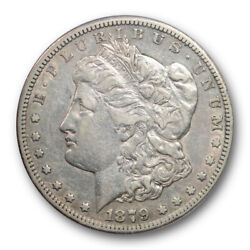 1879 Cc 1 Morgan Dollar Icg Ef 45 Extra Fine To About Uncirculated Xf