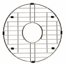 Alfi Brand Abgr18r Round Stainless Steel Grid For Abf1818r