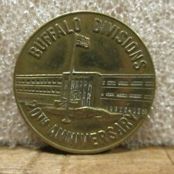 Westinghouse Token, Buffalo Ny Divisions 20th Anniversary, 1946 - 1966, Free Sandh