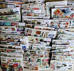 Worldwide Superb Collection Made Up Of 15000 Different Stamps 90+ Countries