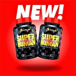 Alpha Lion Super Human Muscle Savage Fast Hulk Muscle Builder Endurance Recover