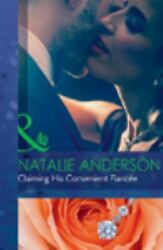 Claiming His Convenient Fiancee By Anderson Natalie