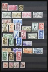 Lot 32781 Stamp Collection Italian Colonies 1912-1936.