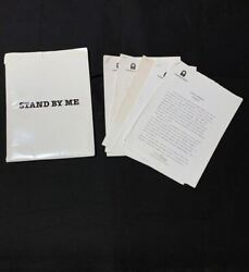 Stand By Me 1986 29375 Original Columbia Pictures Press Kit With 12 Photograp