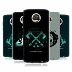 Official Assassinand039s Creed Valhalla Compositions Gel Case For Motorola Phones
