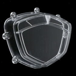 Instrument Odometer Cluster Gauge Clear Cover Lens Shell For Yamaha Lc 135