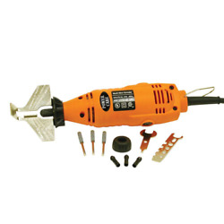Power Care Electric Chainsaw Chain Sharpener 110 Volt Motor Rust Resistant