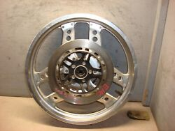 Honda Cx 650 Euro Sport 1983 Front Wheel And Disc S Complete Oem 44650-mc5-305