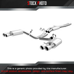 Magnaflow Touring Series Stainless Steel Cat-back Exhaust System For 13 Audi S6