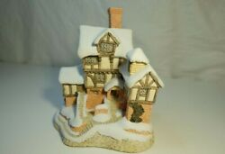 David Winter Christmas Special 1987 Ebenezer Scrooge's Counting House