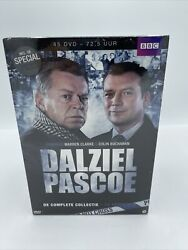 Dalziel And Pascoe - Complete Collection Seasons 1-11 45-dvds. Netherlands Release