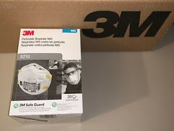 New 3M8210 20 pack Expires 2025