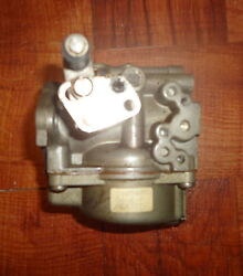 1989 - 1993 40hp 50hp Omc Johnson Evinrude Outboard Carburetor Assembly 0398340