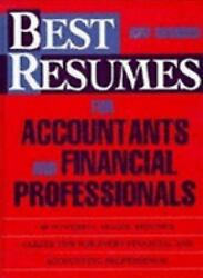 Best Resumes For Accountants And Financial Professionals By Kim Marino