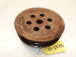 Cub Cadet 3165 3184 3185 3186 3204 3206 3208 3225 3205 Tractor Front Pto Pulley
