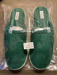 Hidden Ny Hotel Slippers By Brunch - Us Size 12