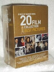 Best Of Warner Bros 20 Film Collection Best Pictures Dvd, 2013, 23-disc New