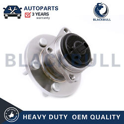 For Corolla Matrix Vibe 512403 Rear Wheel Hub Bearing Assembly Fwd 1.8l 5lug Abs