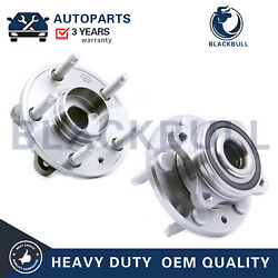 2 Front Wheel Bearing And Hub 2005 2006 2007 Ford Freestyle Five Hundred Montego