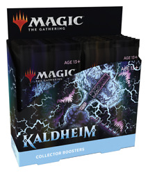 Kaldheim Collector Booster Box MTG Brand New Our Preorders Ship Fast