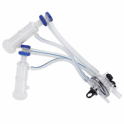 Sheep Milking Cluster Groups Teat Cup Milk Collector Milker Machine Spare Parts
