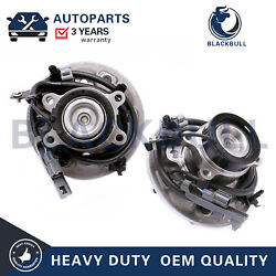 For Chevy Gm Zq8 And Z85 2wd For 2004-2008 Colorado Canyon Front Wheel Bearing Hub