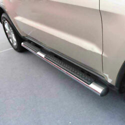 For Jeep Grand Cherokee 2011-2019 2020 Aluminum Side Step Board Nerf Bar Protect