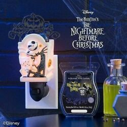 Nightmare Before Christmas Limited Edition Jack Skellington Scentsy Plug in
