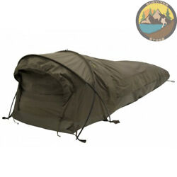 Special Forces Sniper Bivy Cover Tent Military Olive Green Light Compact New