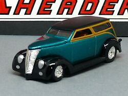 Thom Taylor Designed Hot Rod Collectibles Limited Edition Boxotica Custom Car