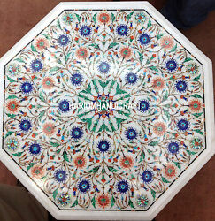 15 Outdoor Marble Table Inlay Lapis Hakik Art And Free Stylish Plate Collectible