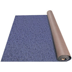 32 Oz Cutpile Marine Outdoor Bass Boat Carpet 6and039x18and039 For Patio Garage Deep Blue