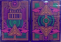 Brand New Modern Idols Fear Playing Cards Limited Edition Thirdway Industries