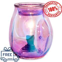 SCENTSY Bubbled Ultraviolet Warmer Scentsy Warmer Authentic NEW