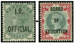 Queen Victoria Officials Sg O1-o81 Very Fine Used/fine Used Single Stamps