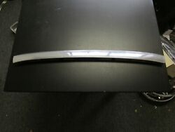 68 Early 69 Corvette Convertible Upper Stainless Steel Windshield Trim Molding.
